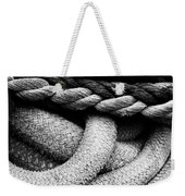 Give Them Some Rope Weekender Tote Bag