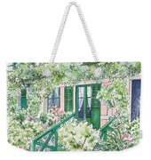 Giverny Welcome Weekender Tote Bag