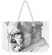 Gk Chesterton Weekender Tote Bag