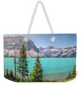 Glacial Colors Weekender Tote Bag