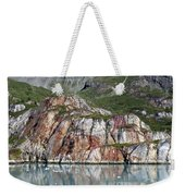 Glacier Bay 4 Photograph Weekender Tote Bag
