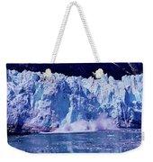Glacier - Calving - Reflection Weekender Tote Bag