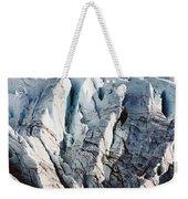 Glacier Detail Weekender Tote Bag
