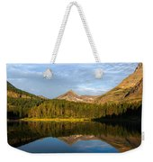 Glacier - Fishercap - Reflection Weekender Tote Bag