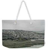 Glacier In Iceland Weekender Tote Bag