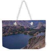 Glacier Lake 2 Weekender Tote Bag