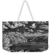 Glacier Lake Weekender Tote Bag