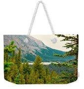 Glacier Np View Weekender Tote Bag