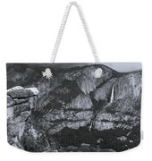 Glacier Point 1 Weekender Tote Bag