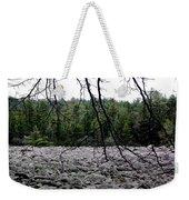 Glacier Rock 1 Weekender Tote Bag
