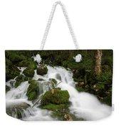 Glacier Sources Weekender Tote Bag