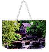 Glade Creek Grist Mill 004 Weekender Tote Bag