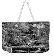 Glade Creek Grist Mill 3 Bw Weekender Tote Bag