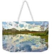 Glades Reflective 2 Weekender Tote Bag