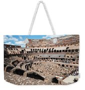 Gladiators And Christians Weekender Tote Bag