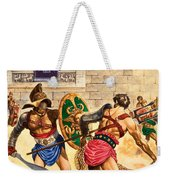 Gladiators Weekender Tote Bag