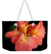 Gladiolus Bloom Weekender Tote Bag