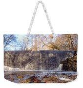 Gladwyne - Dove Lake Waterfall Panorama Weekender Tote Bag