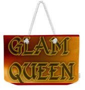 Glam Queen Weekender Tote Bag