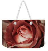 Glamorous Rose Weekender Tote Bag