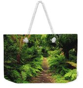 Glanleam, Co Kerry, Ireland Pathway Weekender Tote Bag