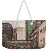Glasgow Renfield Street Weekender Tote Bag