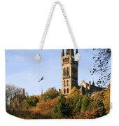 Glasgow University Weekender Tote Bag