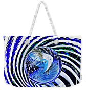 Glass Abstract 109 Weekender Tote Bag