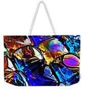 Glass Abstract 11 Weekender Tote Bag