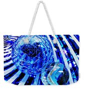Glass Abstract 110 Weekender Tote Bag