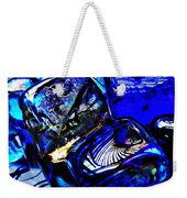 Glass Abstract 14 Weekender Tote Bag