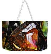 Glass Abstract 315 Weekender Tote Bag