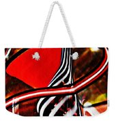 Glass Abstract 500 Weekender Tote Bag
