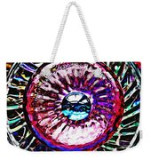 Glass Abstract 516 Weekender Tote Bag