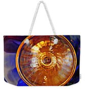 Glass Abstract 577 Weekender Tote Bag