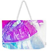 Glass Abstract 602 Weekender Tote Bag