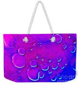 Glass Abstract 605 Weekender Tote Bag