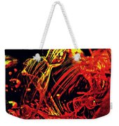 Glass Abstract 623 Weekender Tote Bag