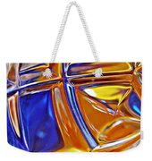 Glass Abstract 768 Weekender Tote Bag