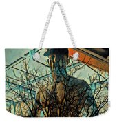 Glass And Branches  Weekender Tote Bag