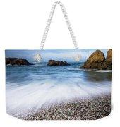 Glass Beach Weekender Tote Bag