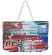 In A New York Minute Weekender Tote Bag