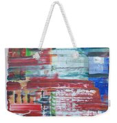 Glass Blocks Weekender Tote Bag