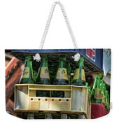 Glass Bottles Soft Drinks  Weekender Tote Bag