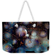 Glass Bubbles 1 Weekender Tote Bag