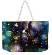 Glass Bubbles 2 Weekender Tote Bag