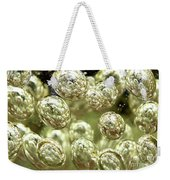 Glass Bubbles Weekender Tote Bag
