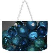 Glass Grapes Weekender Tote Bag