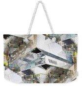 Glass House Weekender Tote Bag
