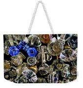 Glass Knobs Weekender Tote Bag